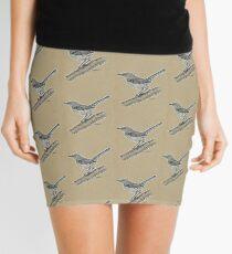State Bird Series:  Arkansas - Northern Mockingbird Mini Skirt
