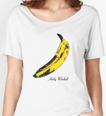 Andy Warhol - Velvet Underground Women's Relaxed Fit T-Shirt