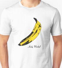Andy Warhol - Velvet Underground Unisex T-Shirt