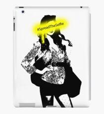 #SpreadTheSelfie 2 iPad Case/Skin