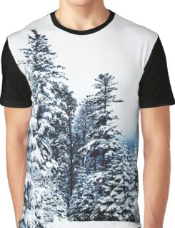 Winter Peace Graphic T-Shirt