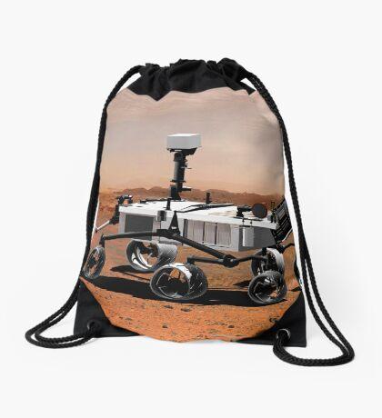 Mars Wissenschaftslabor Turnbeutel