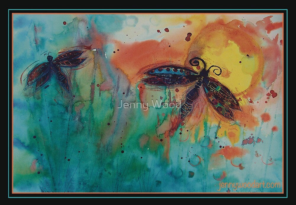 Attracted by Jenny Wood