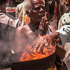 Fire, a powerful spiritual element by indiafrank