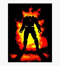 robot jox Photographic Print