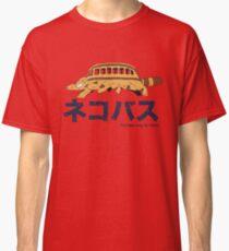 Nekobus retro Classic T-Shirt