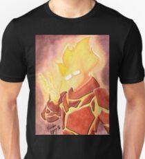 Lava Tux  T-Shirt