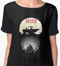 Dexter - Into the Depths Chiffon Top