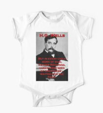 But In Every Child Of Man - HG Wells Kids Clothes