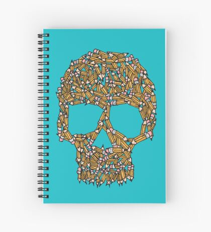 Create Or Die Spiral Notebook
