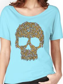 Create Or Die T-shirt femme coupe relax
