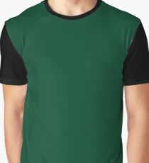 British Racing Green Graphic T-Shirt