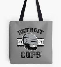 Cops team Tote Bag