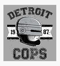 Cops team Photographic Print