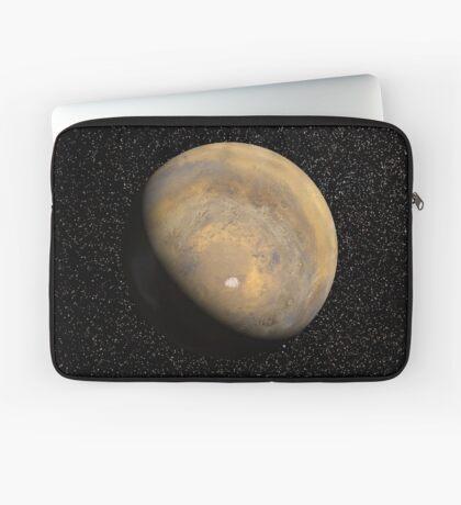 Globale Sicht des Mars Laptoptasche