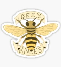 Bee's Knees Sticker