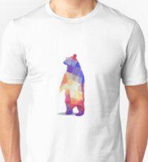 Geometry Bear T-Shirt Unisex T-Shirt