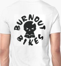 Burnout Bikes - Black Logo T-Shirt