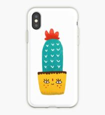 Hallo Kaktus iPhone-Hülle & Cover