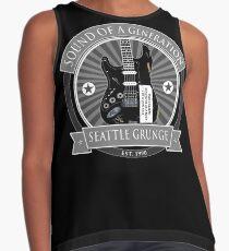 Seattle Grunge Contrast Tank