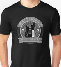Seattle Grunge T-Shirt