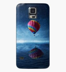 fly over the sea Case/Skin for Samsung Galaxy