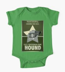 Vote Hound Prime Kids Clothes