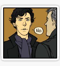 Sherlock - No Sticker