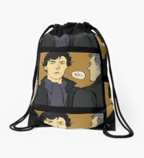 Sherlock - No Drawstring Bag