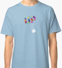 Up Minimalist  Classic T-Shirt