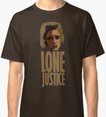 Lone Justice Maria Mckee Classic T-Shirt