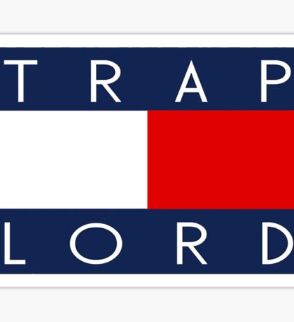 trap lord Sticker
