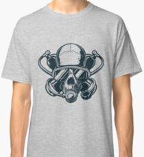 Scuba Diver Twinset Diving Theme Classic T-Shirt