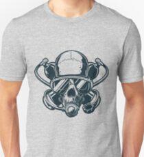 Scuba Diver Twinset Diving Theme Unisex T-Shirt