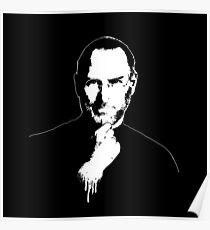 Steve Loves Apples - ONE:Print Poster