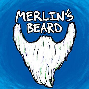 Merlin's Beard by bitemefox