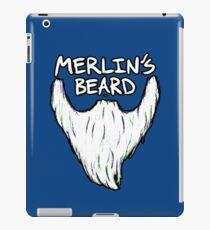 Merlin's Beard iPad Case/Skin