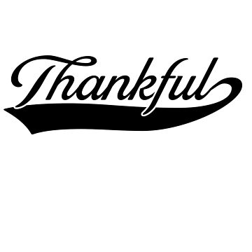Thankful by inspires