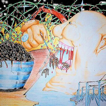 GREED by RichardBrain