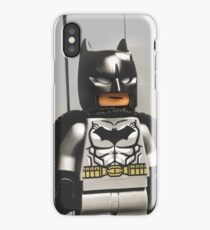 Batlego Man iPhone Case/Skin