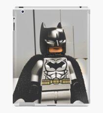 Batlego Man iPad Case/Skin