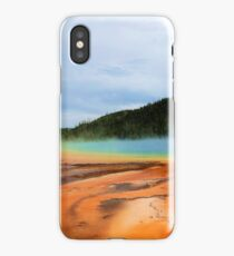 Blistered in the Sun iPhone Case