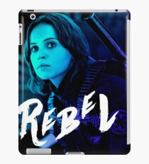 Jyn Erso (REBEL) iPad Case/Skin