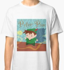 Cute Peter Pan Classic T-Shirt