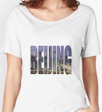Beijing Women's Relaxed Fit T-Shirt