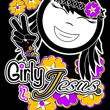 Girly Jesus by chelo19