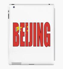 Beijing. iPad Case/Skin