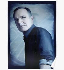 Agent Phillip Coulson Poster