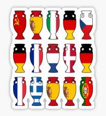 European Champions Sticker