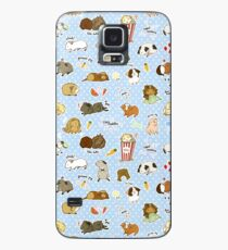 Guinea Pig Party! - Cavy Cuddles and Rodent Romance Case/Skin for Samsung Galaxy
